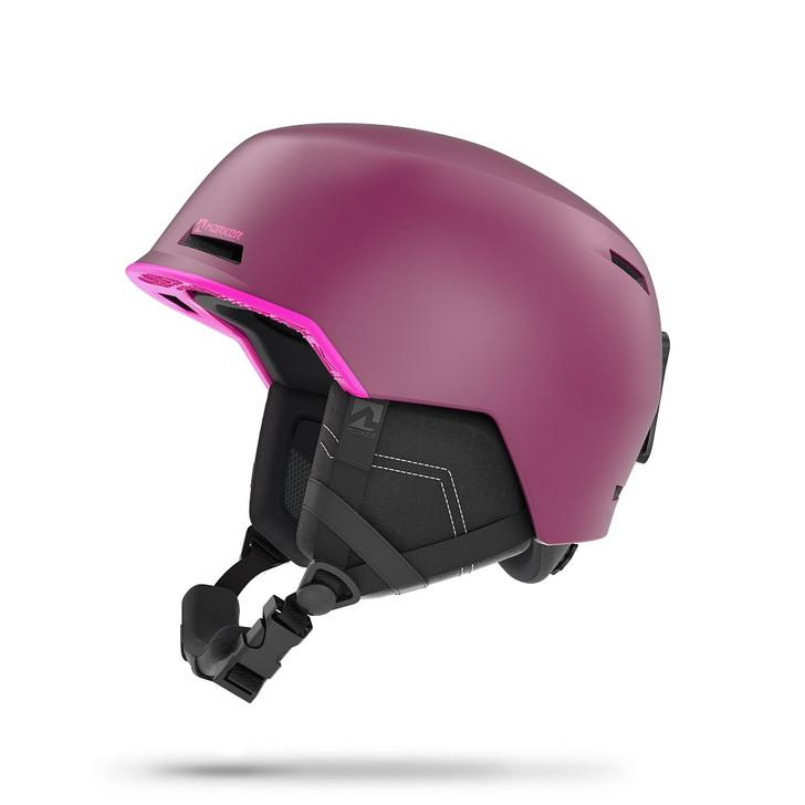 2017 Marker Kent One Size Deep Purple Junior Helmet