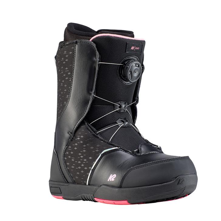 2020 K2 Kat JR Black Snowboard Boots