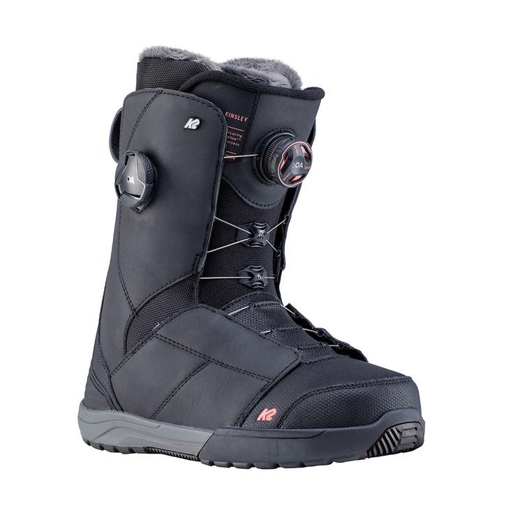 2020 K2 Kinsley Womens Black Snowboard Boots