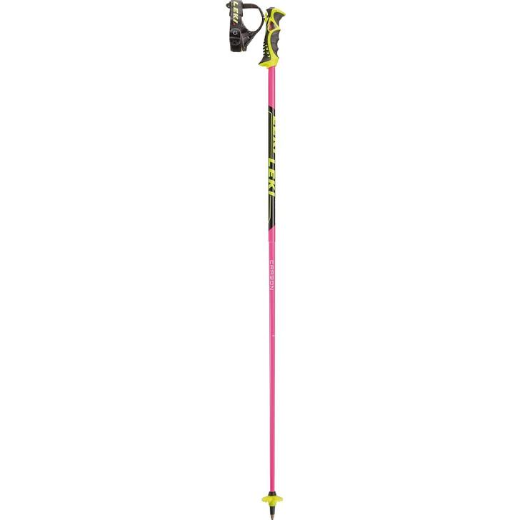 2020 Leki Venom SL Adult Pink Ski Poles