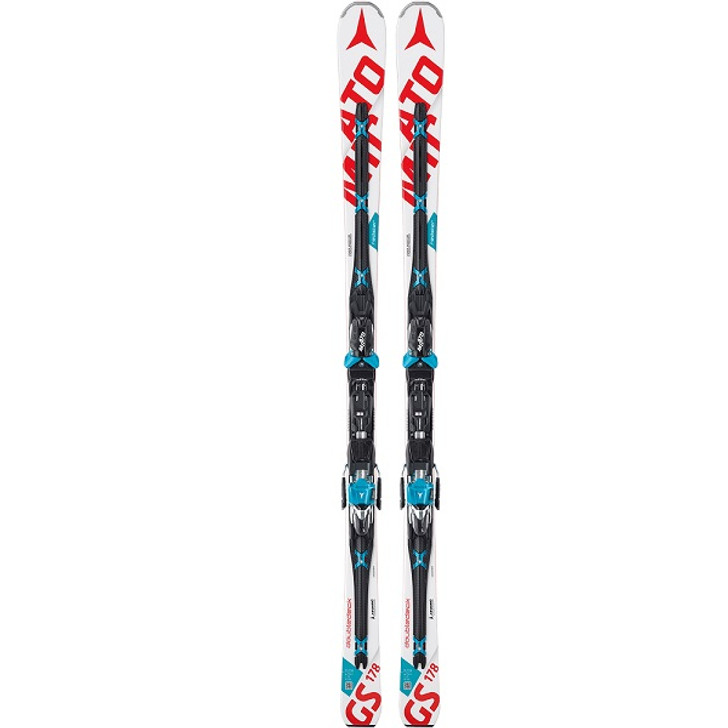 2017 Atomic RS Doubledeck 3.0 GS Men's Skis Only