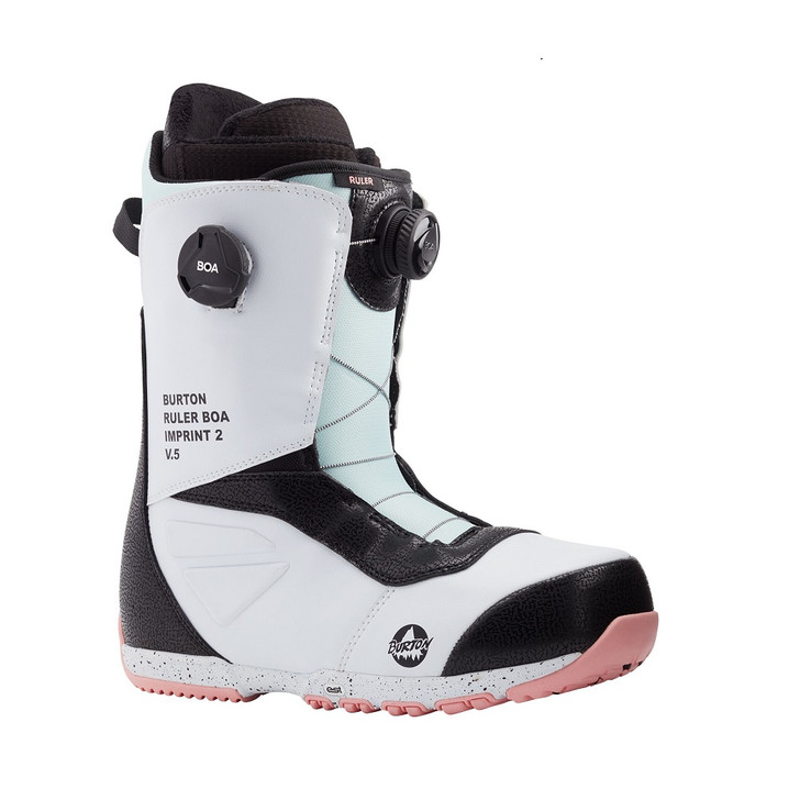 2021 Burton Ruler BOA Mens Snowboard Boots