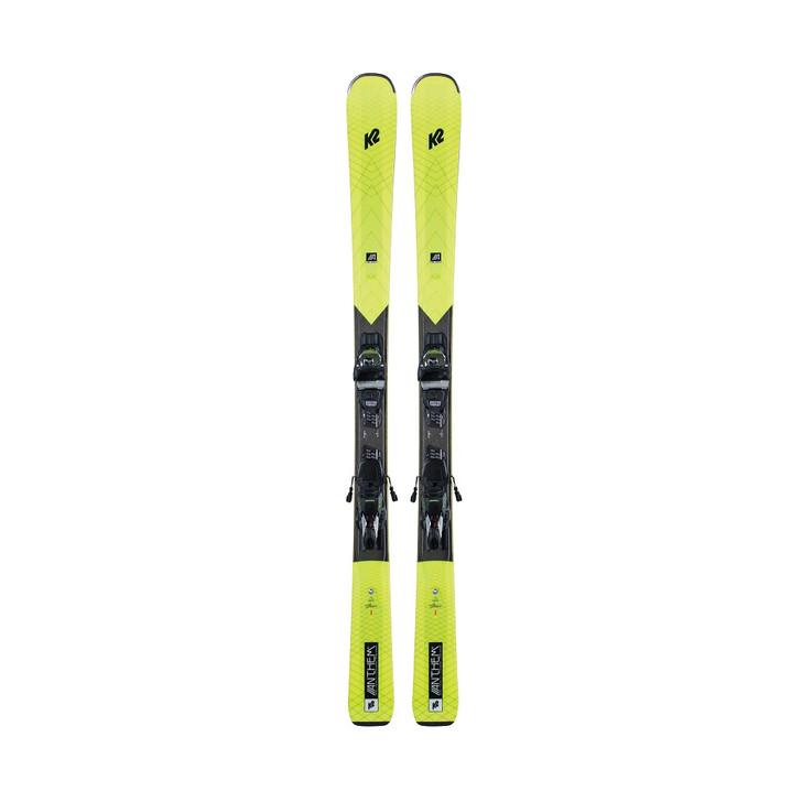 2021 K2 Anthem 82 Womens Skis w/ ERC 11 TCx Light Bindings
