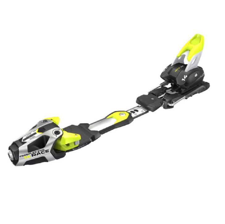 Head Freeflex 14Race B85 Black Flash Yellow Ski Bindings
