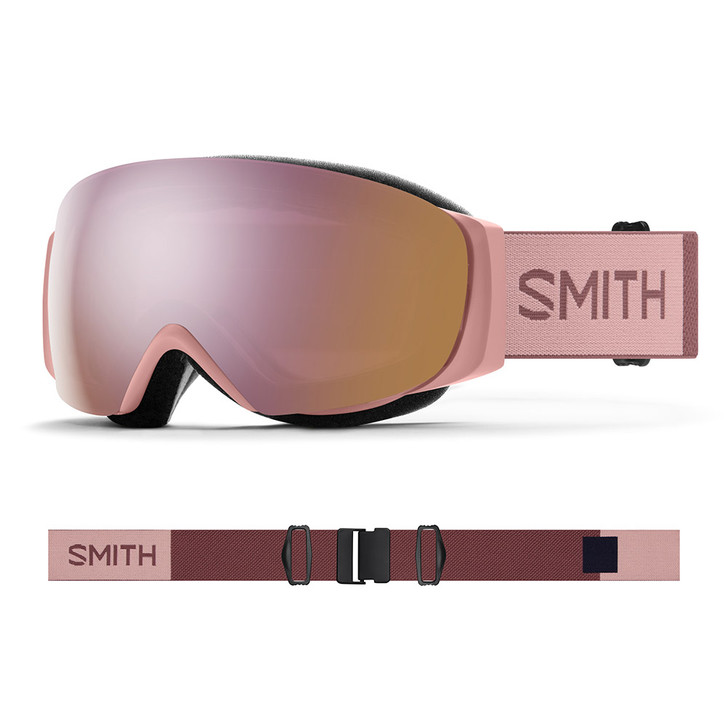 2021 Smith I/O MAG S Goggle + Spare Lens