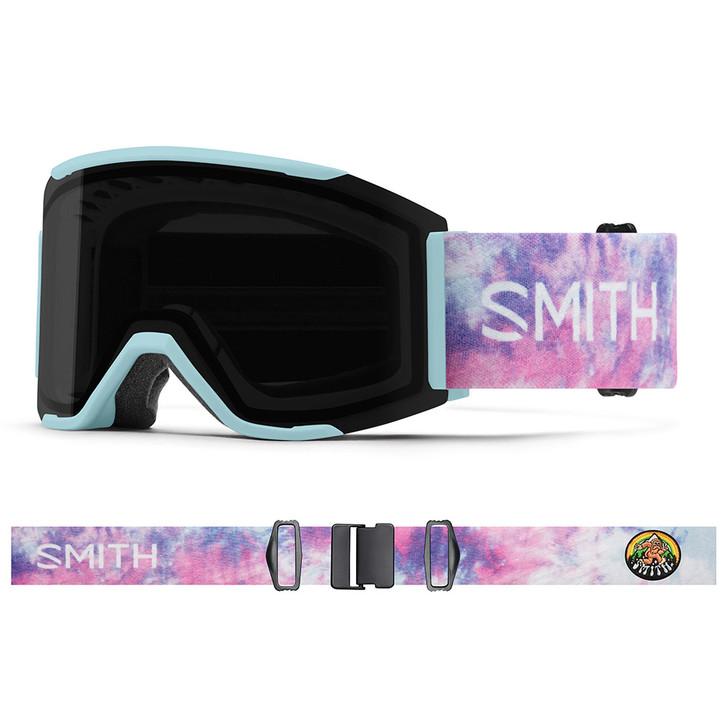 2021 Smith Squad MAG Goggle + Spare Lens