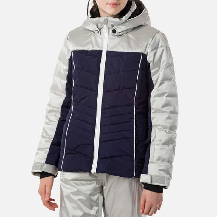 2021 Rossignol Polydown Pearly Girls Jacket