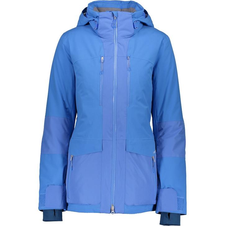 2020 Obermeyer Clara Womens Azure Jacket