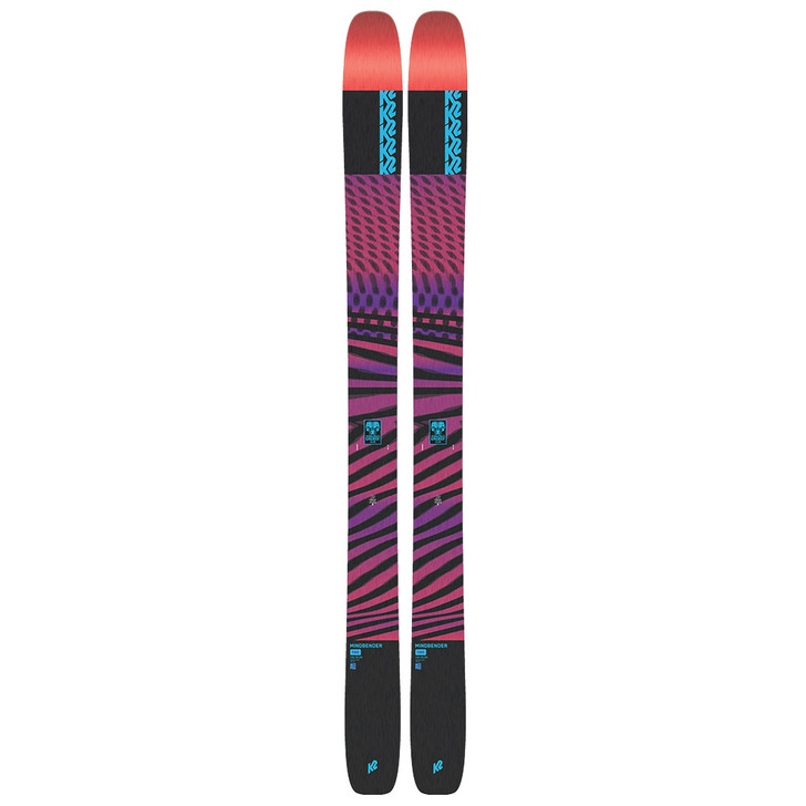 2022 K2 Mindbender 116C Skis