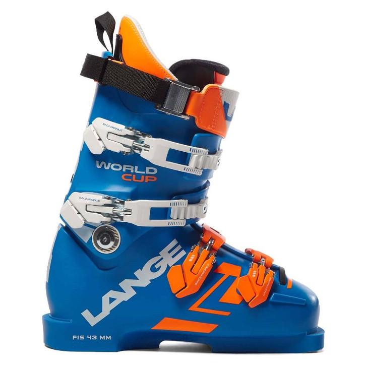 2018 Lange World Cup RZ Zj+ Mens Ski Boots