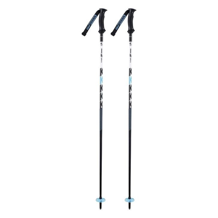 2021 K2 Power Composite Blue Adult Ski Poles