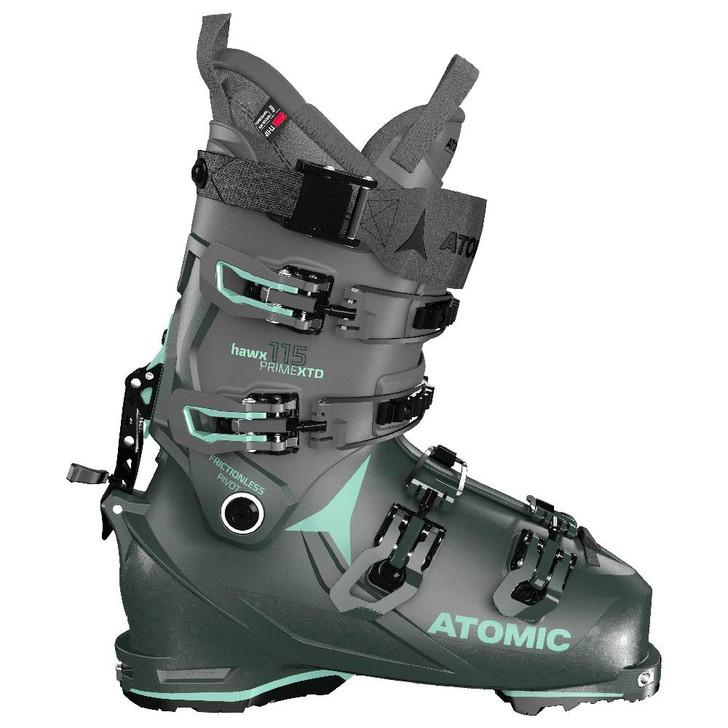 2022 Atomic Hawx Prime XTD 115 CT GW Womens Ski Boots