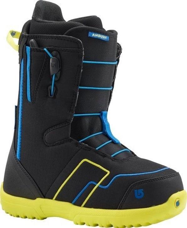 2015 Burton Ambush Smalls Next Level Blue Junior Snowboard Boots
