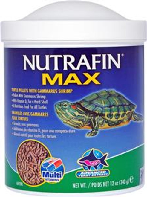 Nutrafin Max Turtle Pellets 340g