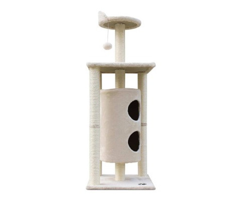 Cat Tower 123cm Sand