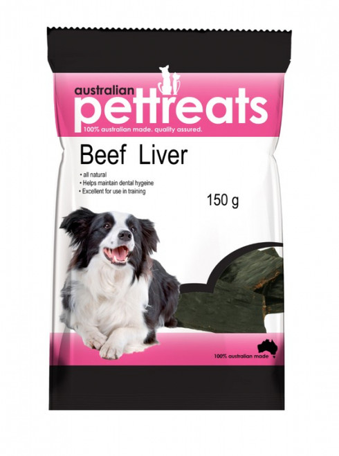 Dried Beef Liver 150g