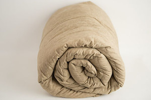 Sand Marble Cotton Weighted Blanket