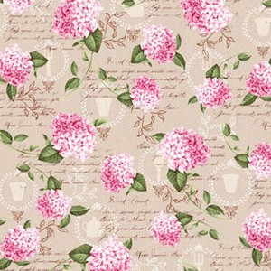 Summer Blossoms Weighted Blanket