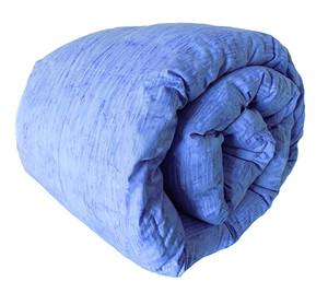 Indigo Purple batik %100 cotton Mosaic Weighted blanket