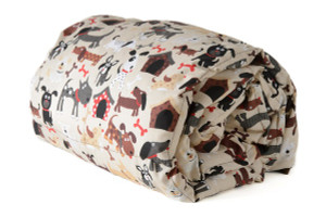 Hot Dog  Weighted Blanket