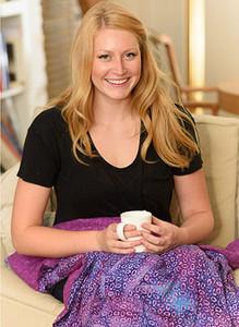 Medium Women's Adult Weighted Blanket