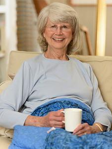 Weighted Blanket for senior women