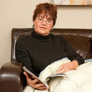 Women's Senior Weighted Blanket - 38 x 60