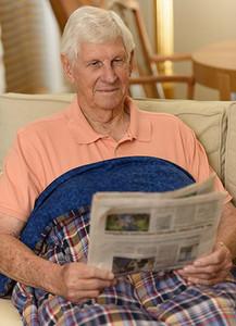 Mens Senior Weighted Blanket Large