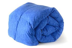 Men's Weighted Blanket - Light Blue