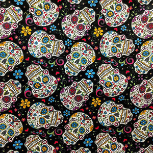 Dia de los Muertos Weighted blanket