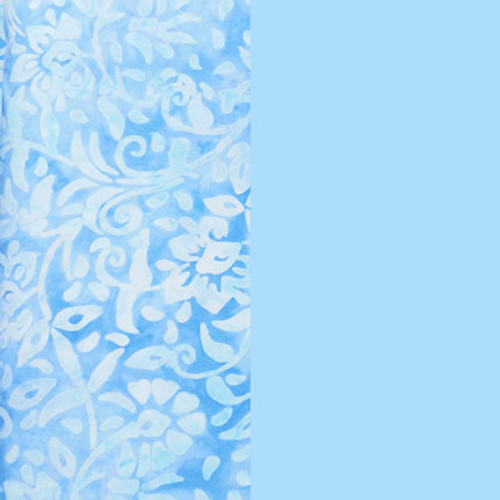 ... Sky Blue batik with light blue marble Weighted Blanket ... a16f95d4f