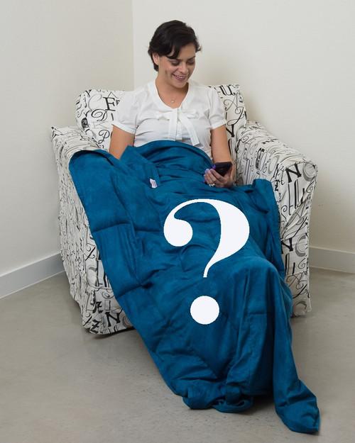 Grab Bag Weighted Blanket