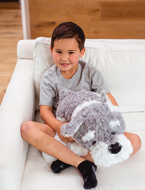 Doggy Weighted Stuffed Animal
