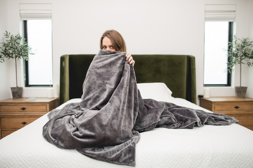 Premium Therapeutic Weighted Blanket