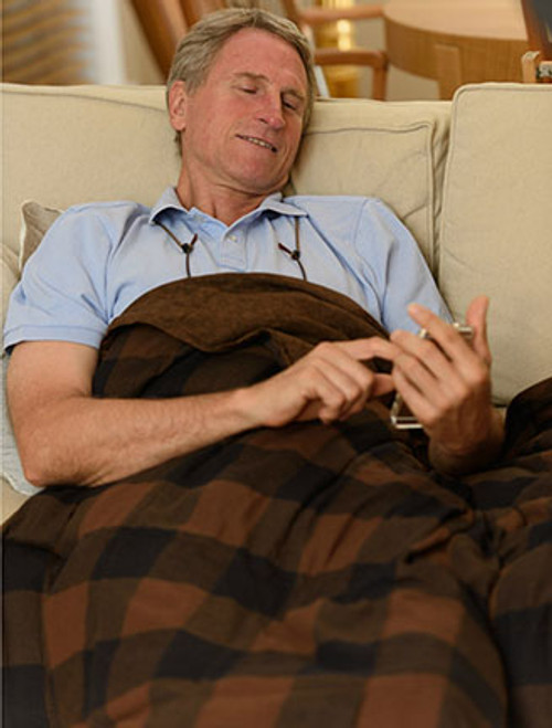 Adult Weighted Blanket For Men