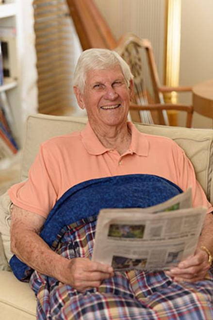 Mens Senior Weighted Blanket Medium