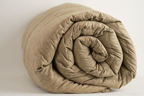 Weighted Blanket for Adults - Khaki
