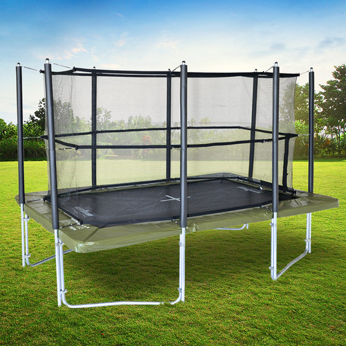 XR 360 rectangular trampoline