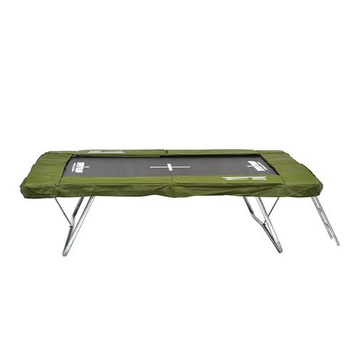 King 110 rectangular trampoline 10 year warranty