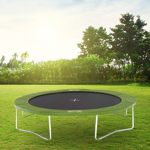 The Fun Bouncer 12ft Trampoline
