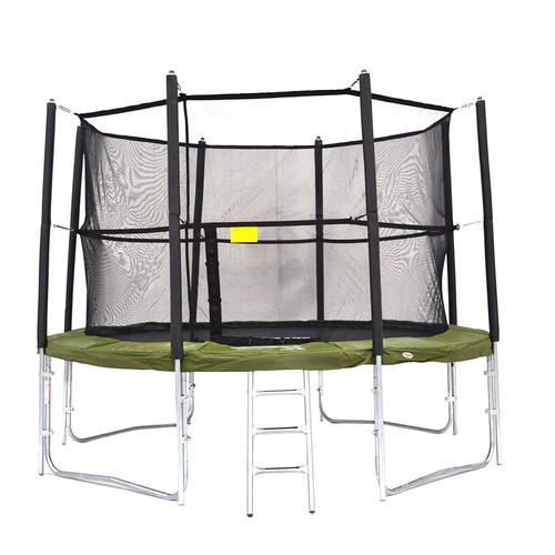 The Fun Bouncer 12ft garden trampoline
