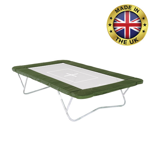 boomer replacement pads green
