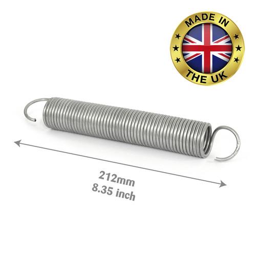 8.35inch replacement kangaroo trampoline springs