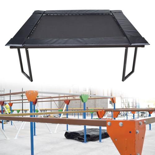Custom made trampolines