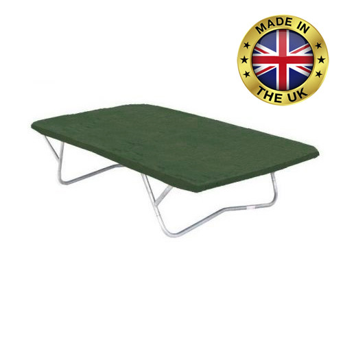 Weather cover for King 110 trampoline