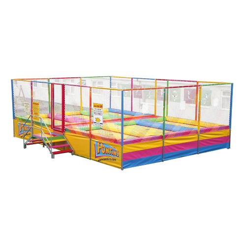 Somersault system with 6 beds