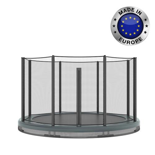 Akrobat 12ft In-ground trampoline