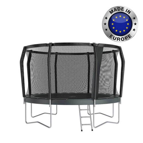 10ft Orbit Pro garden trampoline