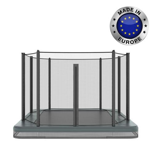 Orbit 10ft x 6ft in-ground trampoline