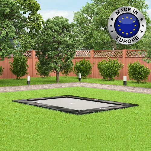 10x6 foot Primus Flat trampoline